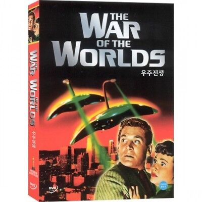The War of the Worlds (1953) All Region