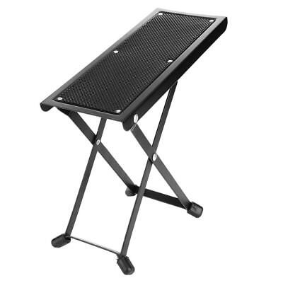 Incredible Folding Guitar Foot Stool Guitar Foot Rest Pedal Guitarist Squirreltailoven Fun Painted Chair Ideas Images Squirreltailovenorg