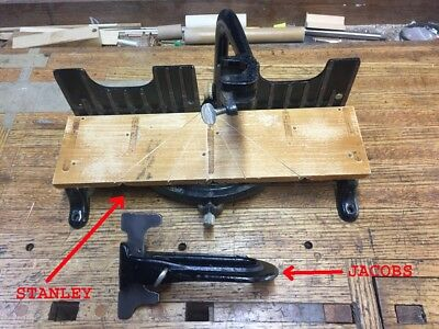 jacobs/stanley 150 miter box for parts