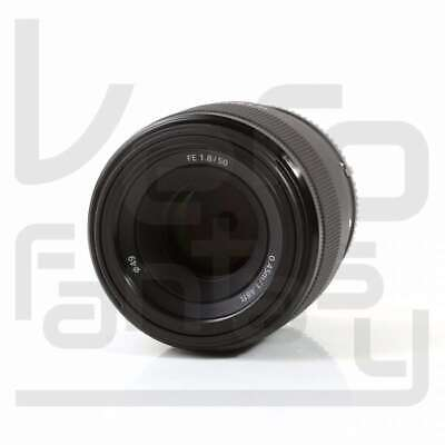 Authentique Sony FE 50mm f/1.8 Lens for E-Mount SEL50F18F