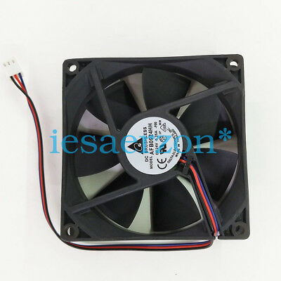 for DELTA AFB0924HH Inverter cooling fan DC24V 0.25A 92mm×92mm×25mm 3pin