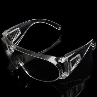 New Protective Safety Goggles Glasses Lab Work Eye Protection Spectacles Eyewear