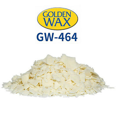 1kg Soy Wax GW464 Golden wax for Candle Making, Candles, Melts, Tealights