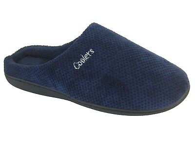 Mens Microsuede Mule Slipper Slippers by Coolers Brand New FREE POST
