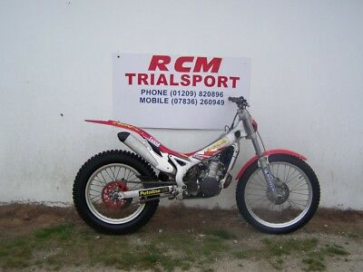 Sherco Trials Bike St125 125 2014 Great Condition
