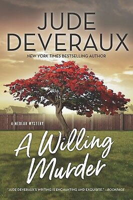 A Willing Murder by Jude Deveraux (2018, Hardcover)
