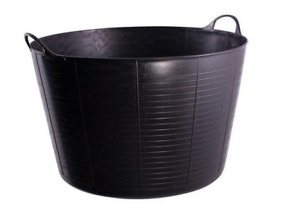 Red Gorilla TUB75BLK Gorilla Tub® 75 Litre Extra Large - Black