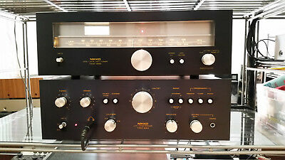 Nikko FAM-650 vintage tuner end 70s good condition full working also for TRM-750