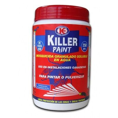 Insecticida moscas soluble Killer Paint 250 Gr
