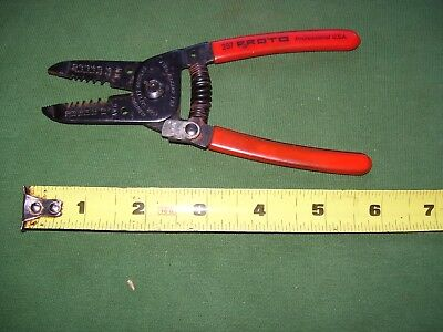 Proto 297 Professional USA Wire Strippers