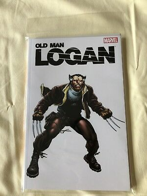 Old Man Logan 6 Variant Cover Edition Comic 2018