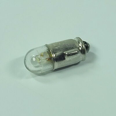 LED GLÜHLAMPE  weiß - white 12V 2W  f. INSTRUMENTE SOCKEL BA7s  fit for VDO