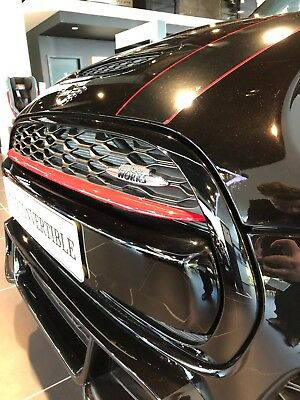 Brand New Genuine MINI Piano Black Front Grill Surround Cooper S JCW F55 F56 F57
