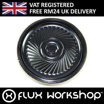 40mm 8Ω 0.5W Speaker Ferrite Magnet Audio Arduino Raspberry Pi Flux Workshop
