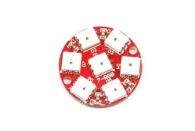 Keyes 7 LED Ring WS2812 5050 RGB Module MD0319 Spot Arduino Flux Workshop