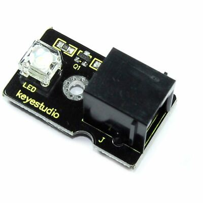 Keyestudio EASY-plug 8mm Blue LED Module KS-100 Arduino Flux Workshop
