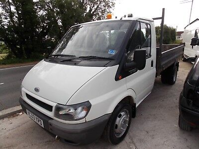 Ford Transit 350 Tipper