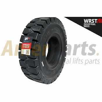 Forklift Tyre 7.00-12/5.0 Solid Tyre universal Non Marking WRST Non-stop usage!