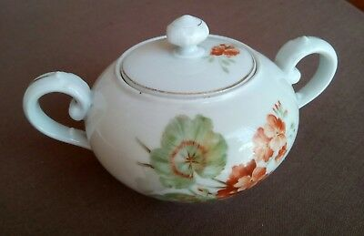 Rosenthal Bavaria double handled sugar bowl with lid