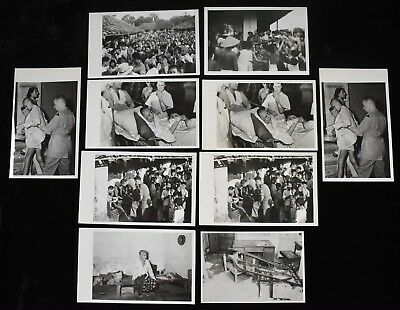 WWII Rescue Java Chinese Murder From Indonesian Extremists Photo Lot (10)