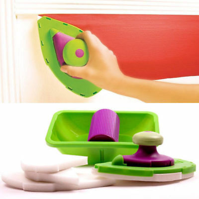 Easy Paint Pro Pads Roller N Tray And Painting Point Tv Diy Uk Seller