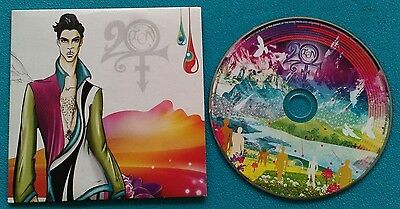 Prince 20Ten 2010 Full Promo Album Picture Disc With Card Sleeve Cd Album
