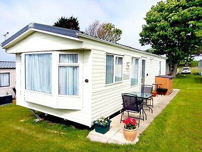 Weymouth Static Caravan Holiday Hire 2019 Seaviews Chesil Beach Dorset.