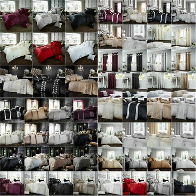 Luxury Duvet Covers Quilt Bedding Sets / Runners / Cushion Covers / Curtains GC