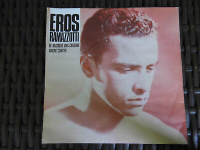 Vinyl Single von Eros Ramazzotti