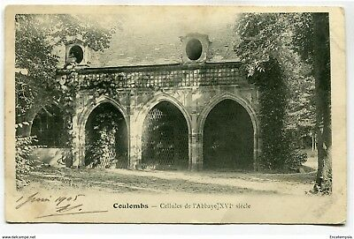 CPA-Carte postale-FRANCE   Colombs - Cellules de l'Abbaye ( CP4843 )