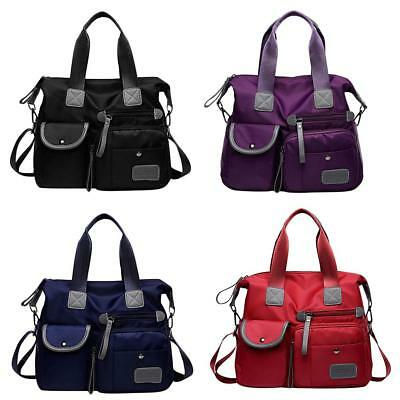 Women Nylon Handbags Large Capacity Mummy Bag Travel Multifunction Waterproof