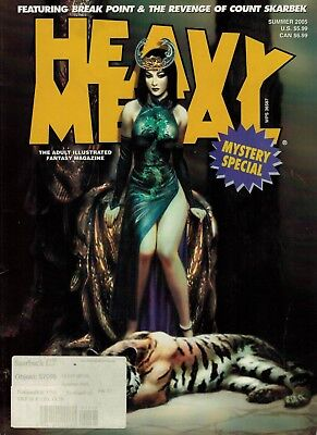 Heavy Metal - Mystery Special Summer 2005