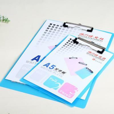 A5A6 File Paper Clip Writing Board Document Clipboard  Supplies s