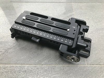 SmallRig 1954 Sony VCT-14 Shoulder Plate VCT RIG PAD ROSETTES