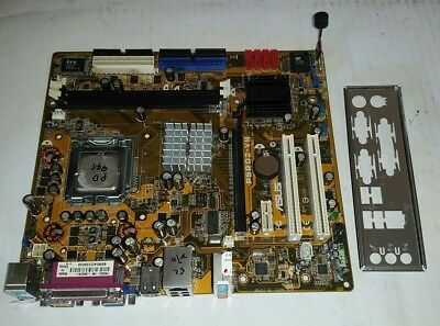 ASUS P5RD2 VM MOTHERBOARD DRIVER FREE