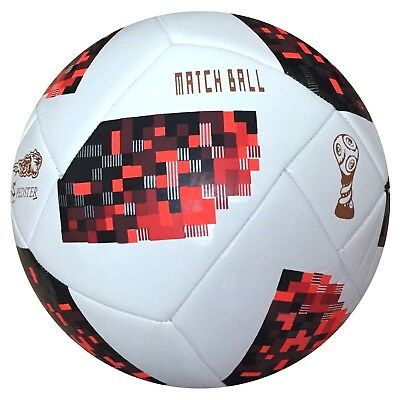 World Cup Football 2018 Russia Replique Top Quality Match ball Size 5,4,3