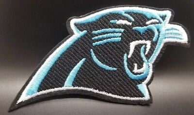 more photos 3f228 b5a31 CAROLINA PANTHERS LOGO~EMBROIDERED Iron On Patch~Free Shipping from the  U.S.A.~
