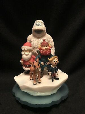 """Rudolph and the Island of Misfit Toys """"Surrounded by Friends at Christmas"""""""