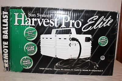 New Sun Systems Harvest Pro Elite 400W 120V Remote Ballast 902615