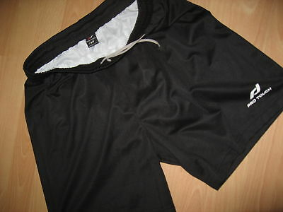 Pro Touch Dry Plus Sport Shorts  Gr M Fitness Hose Funktions Short schwarz