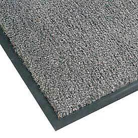 NoTrax Sabre Olefin Entrance Carpet Mat, 3' x 5', Gun Metal, Lot of 1