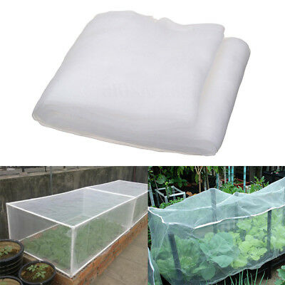 8 Size Mosquito Garden Bug Insect Netting Barrier Bird Protect Net Plant Protect