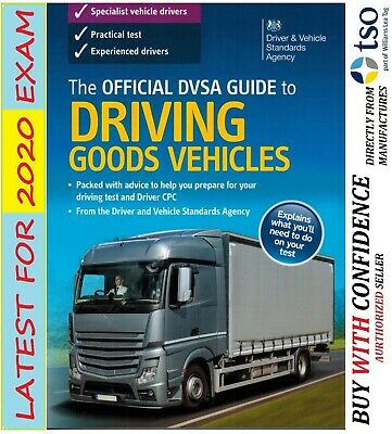 The Official DVSA Guide to Driving Goods Vehicles'GdsB