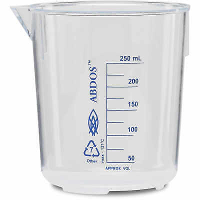Polymethylpentene Beaker 100 ml Capacity
