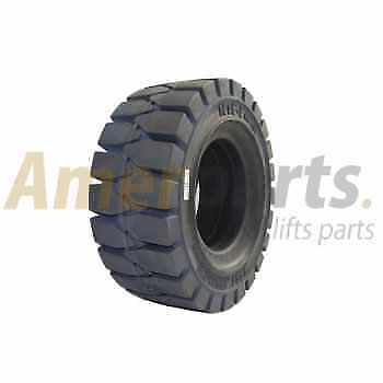 Forklift Tyre 16x6-8/4.33 Solid Non Marking Universal WRST for Non-stop usage!
