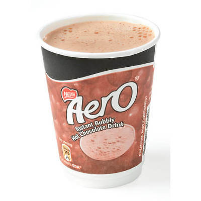Nescafe & Go Aero Hot Chocolate Foil-sealed Cup for Drinks Machine PK 8
