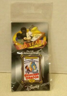 100 Years of Dreams #40 1941 Reluctant Dragon Disney