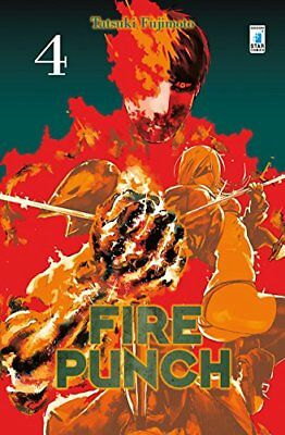 Fire punch: 4 Copertina flessibile