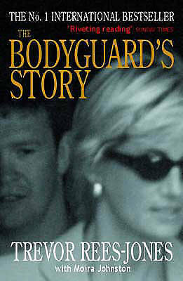 """VERY GOOD"" The Bodyguard's Story: Diana, the Crash, and the Sole Survivor, John"