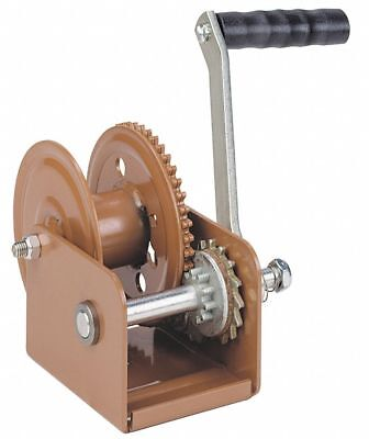 Dutton-lainson Hand Winch  Includes Handle with Molded Hand Grip DLB800A